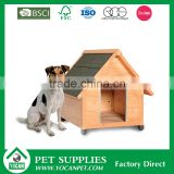 factory direct outdoor the wooden dog kennel buildings wholesale