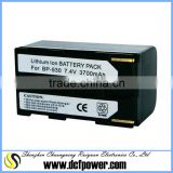 Latest digital battery BP-924 BP-927 BP-930 for canon EOS C100 EOS C100 Mark II ES50 ES55 ES60 ES65 ES75 ES300V ES410V