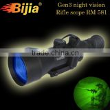 RM581 Night Vision Weapn Sights,Top manufacturer High quality night vision riflescope,Military Night Vision Sights