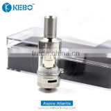 2015 Big Capacity 3ml Improved Adjustable Airflow Aspire Atlantis 2 Tank Atlantis 2 Vapor