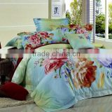 fashionable bedding sets 3d with 100% polyester for sale