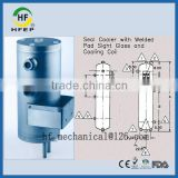 HF30010 Stainless Steel Reservoir Dual Mechanical Seal Barrier Fluid System