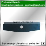 Professional blade cutting blade for grass trimmer head 2T bent high quality steel brush cutter blade