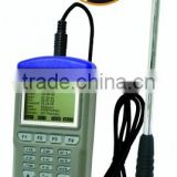Mini Vane Air Flow Datalogger Air Speed/Velocity/Temperature/RH Datalogger AZ96792