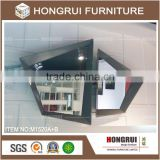 Hot Sales wood frame Mirror,glass bathroom mirror,wall mirror,living room dressing mirror