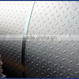 mill finish aluminium/aluminum embossed coil roll