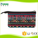 sublimation digital printing canvas pencil pouches