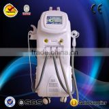 Speckle Removal Multifunction E Light Hair Removal Beauty Equipment/beauty Salon Equipment Nd Yag Laser E-light+IPL+RF Machine Pigment Removal