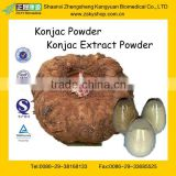 GMP Factory Supply Glucomannan Konjac Root Powder