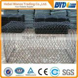 heavy hexagonal gabion wire mesh machine / welded mesh galvanized wire mesh gabion / welded wire mesh gabion