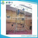 Made in china aluminum scaffolding construction layer truss