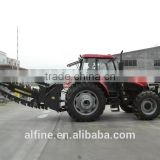 Hot sale factory supply tractor driven chainsaw trencher