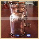 Best-selling products W124-270 dia 6.6cm*h 12 cm Hand Bean-Grinding Machine