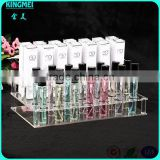 Alibaba wholesale professional export acrylic cosmetic stand for lipstick display