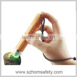 Multi function Cree q5 yellow light gem tester flashlight