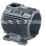 Electric Motor Parts Aluminum Housing