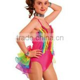 2014 cute bird jazz dance wear tutu dress costume kids&teen -cool india costumes kids-santa jazz dance girls costume