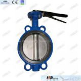 Cast iron butterfly valve PN16