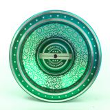 BEBOO YOYO L1 green metal yoyo Professional yoyo for Alloy Aluminum