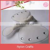 White Nylon bird hanging decoration for baby bedroom