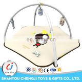 2016 Hot sale educational indoor toy funny play gym baby