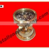 2 INCH COMPASS WITH BRASS BASE