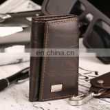 2014 PROMOTIONAL BUSINESS LONG GENUINE VINTAGE LEATHER WALLET GIFT