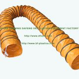 flexible insulated air conditioning ducting