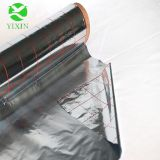 The best aluminum coated metallized PET reflective insulation factory price
