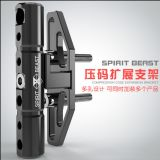 Spirit Beast motorcycle modified compression code expansion bracket for light for phone with 6/10mm screw EL205 L5