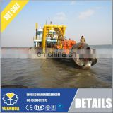 Auger Suction Dredger