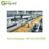 banana chips making machines/potato chips making machine/Automatic Fresh Potato Chips Machine