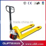 2.5ton 2500kg New Reel Carrier truck/reel hand pallet truck                                                                         Quality Choice