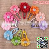fashion handmade hairpin sun flower BB hair clip shape lovely girl hairpin & flower princess children hair accessory MY-DA0001