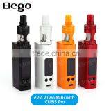 Newest Joyetech eVic VTwo Mini with Cubis Pro full Kit VS eVic VTC mini Cubis Kit in Stock