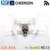 Cheerson CX-36A 4Ch 6-axles Gyro System Glider Wifi Control RC Quadcopter