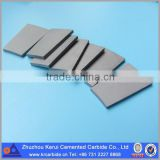 hard alloy plate for cutting general wood, hard wood, and aluminum section bar, brass rod and cast iron