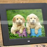 Ultrathin 8 inch 1024*600 HD LCD Digital Photo Picture Frame