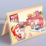 Soft advertising wallet tissue facial pack
