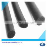 Jiangyin Huayuan supply (free sample) all kinds of high flexible epdm sponge/solid 5mm rubber cord