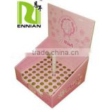 Perfume counter display/lipstick retail disply/nail polish sales purchase display stand