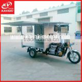 Chinese Kavaki Brand 3 Wheel Scooter / Three & Five Tyres Moto Scooter For 500-800Kgs Wheeler Loader For Sale