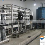 RO water treatment plant+ EDI system portable type for Pharmaceutical factory