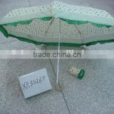 5 fold mini lace parasol umbrella