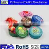custom design candy tin box / mint tin                                                                         Quality Choice