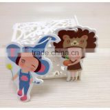 2015 cartoon paper shape perfume car air freshener                                                                         Quality Choice