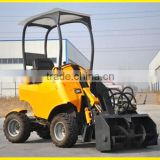 dingo loader,articulated mini loader,dingo with seat and sunproof,B&S engine,CE paper