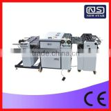 SGUV-480A automatic digital uv coating machine                                                                         Quality Choice
