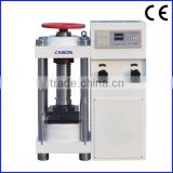 YES-1000 Digital Display Concrete Compression Testing Machine / Manual concrete compressive strength testing Equipment