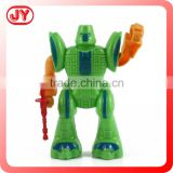 Cheap price plastic toy robot for kids